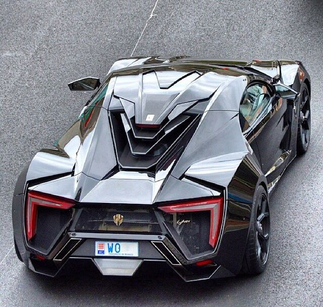 W Motors Lykan Hypersport. Limited to seven cars worldwide each priced at over 3 million dollars! this car is used in fast 7 goes threw 3 yes 3 buildings not two as you saw on the trailer, epic scenes :)