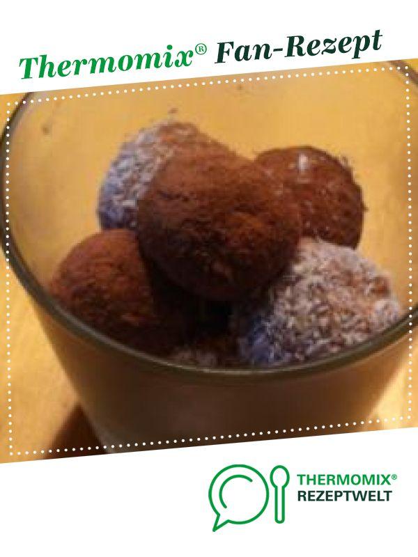 Baileys Weihnachtsschokoladen   – Thermomix Weihnachten