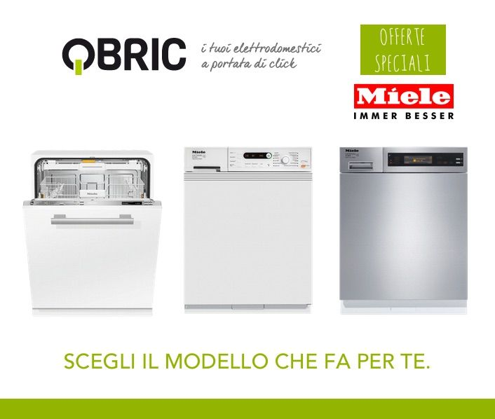 Fed up of your #dishwasher? #discount on Miele quality!  #tecnology #efficiency #kitchen #specialdish #ecologic