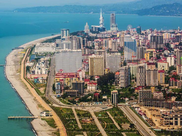 Soak in the charm of Batumi and Black Sea Coast