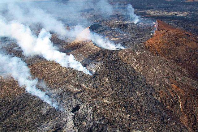 海外旅行世界遺産 ハワイ火山国立公園の画像 ハワイ火山国立公園の絶景写真画像ランキング  ハワイ