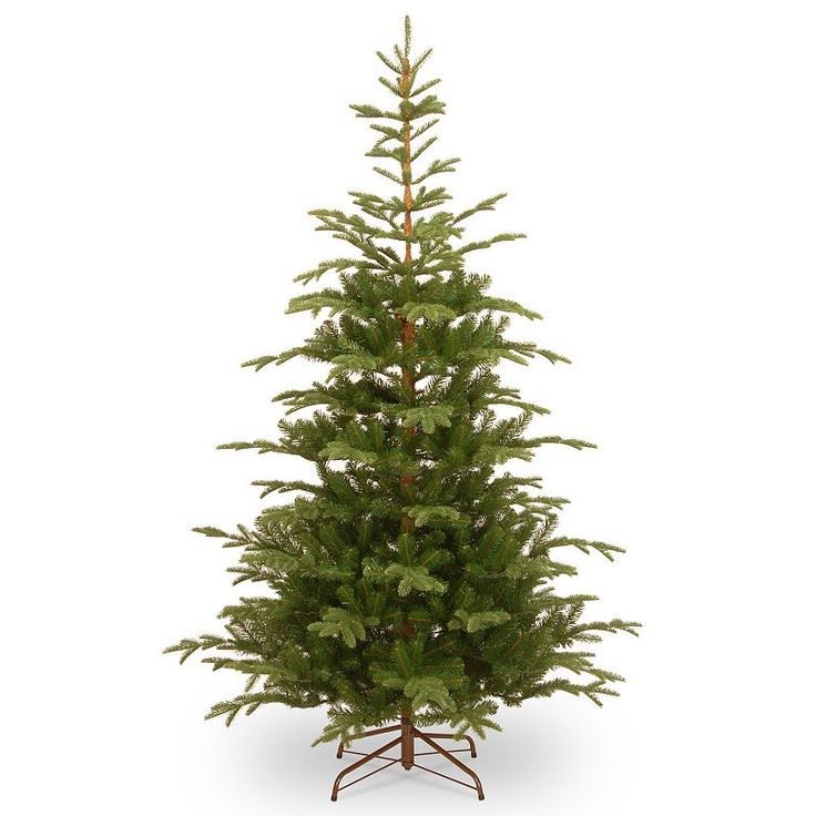 National Tree Company 7.5-ft. Norwegian Spruce Artificial Christmas Tree, Green