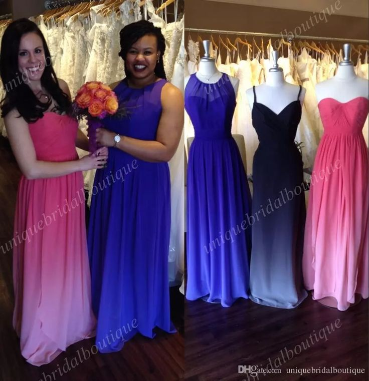 102 best bridesmaid dress images on Pinterest