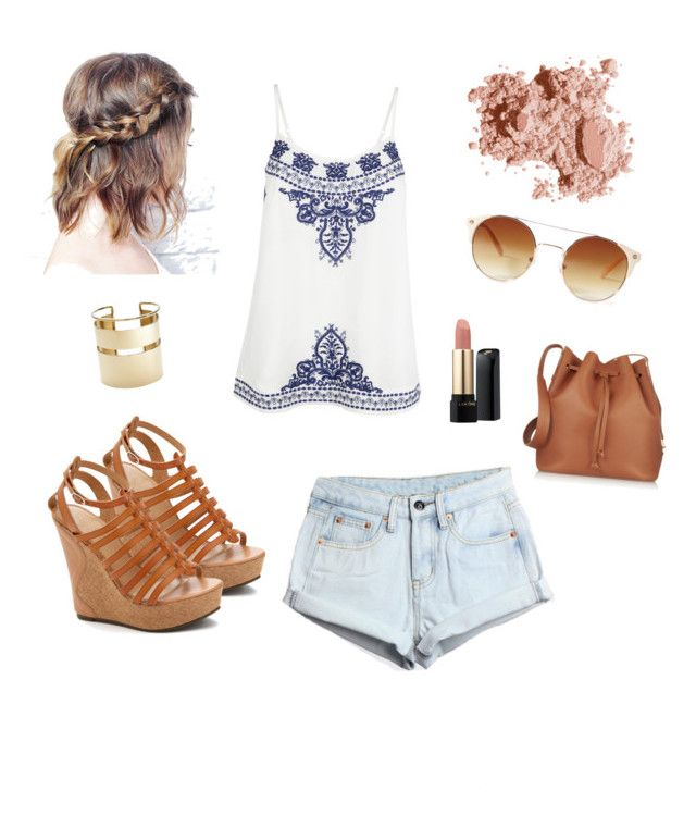 """""""semi-casual outfit for any day❥"""" by karunwen on Polyvore"""