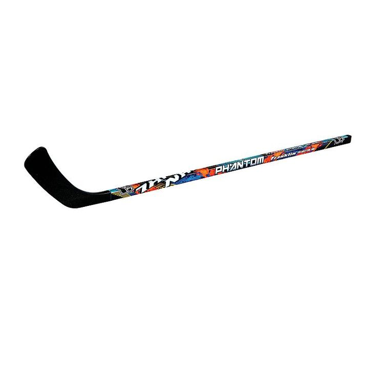 Franklin NHL 1090 48-in. Left Hand Phantom Street Hockey Stick, Multicolor