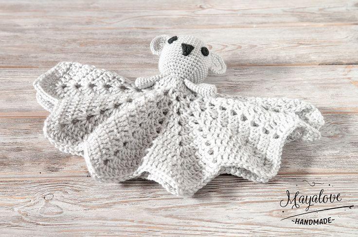 Kuscheltiere - Szary szydełkowy koala - ein Designerstück von Mayalove- bei DaWanda