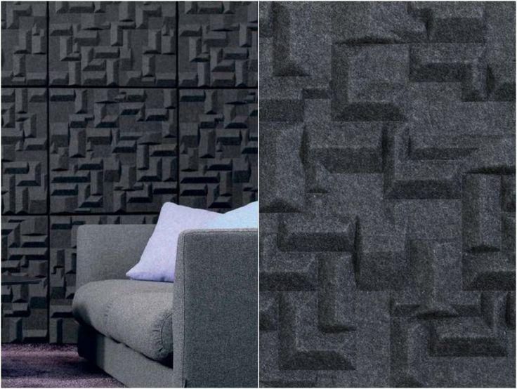 les 33 meilleures images du tableau panneaux muraux sur pinterest panneaux acoustiques. Black Bedroom Furniture Sets. Home Design Ideas