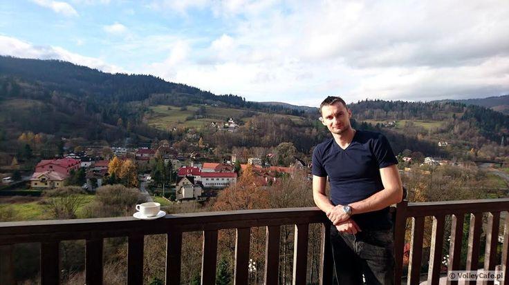 Michał Ruciak #siatkówka #volleyball #coffee #cafe #coffeetime