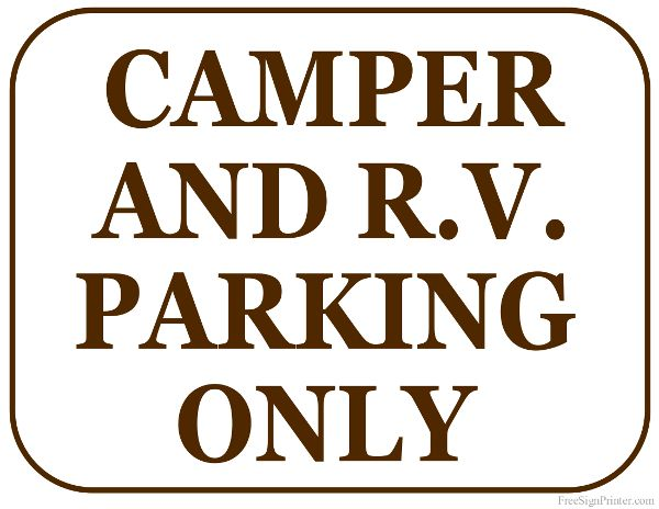 39 best images about Campground and Park Signs on