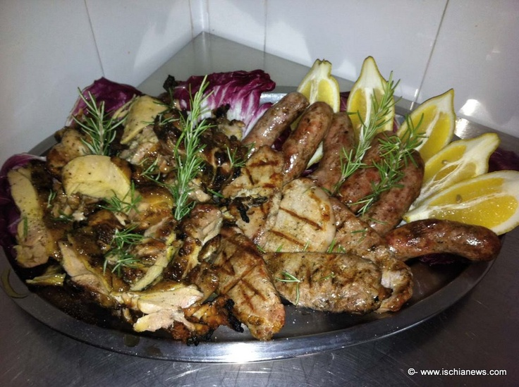 Grigliata mista di carne, Emilia-Romagna, Italy