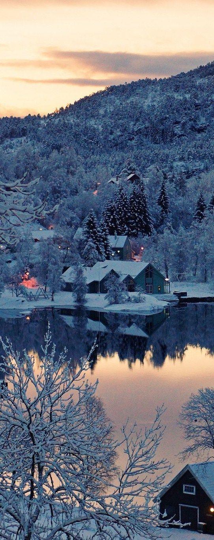 Some winter wonderland, burrrrr