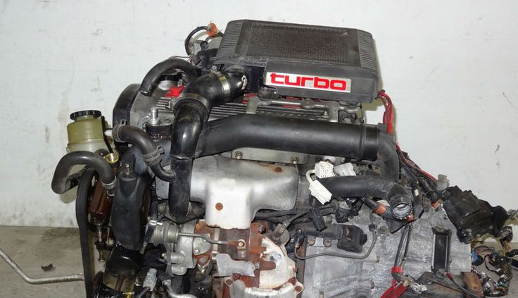 JDM TOYOTA 4E-FTE EP82 EP91 GLANZA STARLET CORSA USED ENGINE WITH GEARBOX