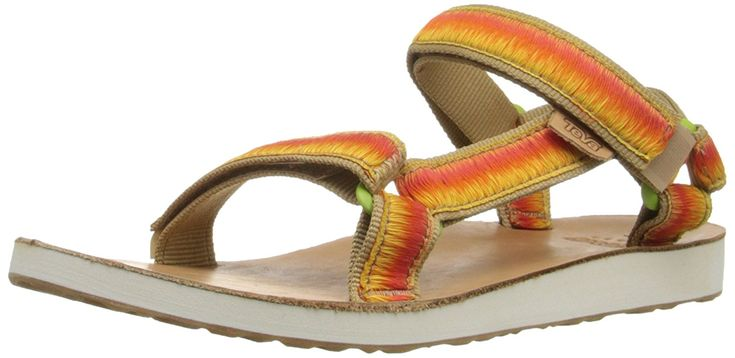 Teva Women's Original Universal Ombre Sandal >>> Click on the image for additional details. (This is an affiliate link) #shoelover