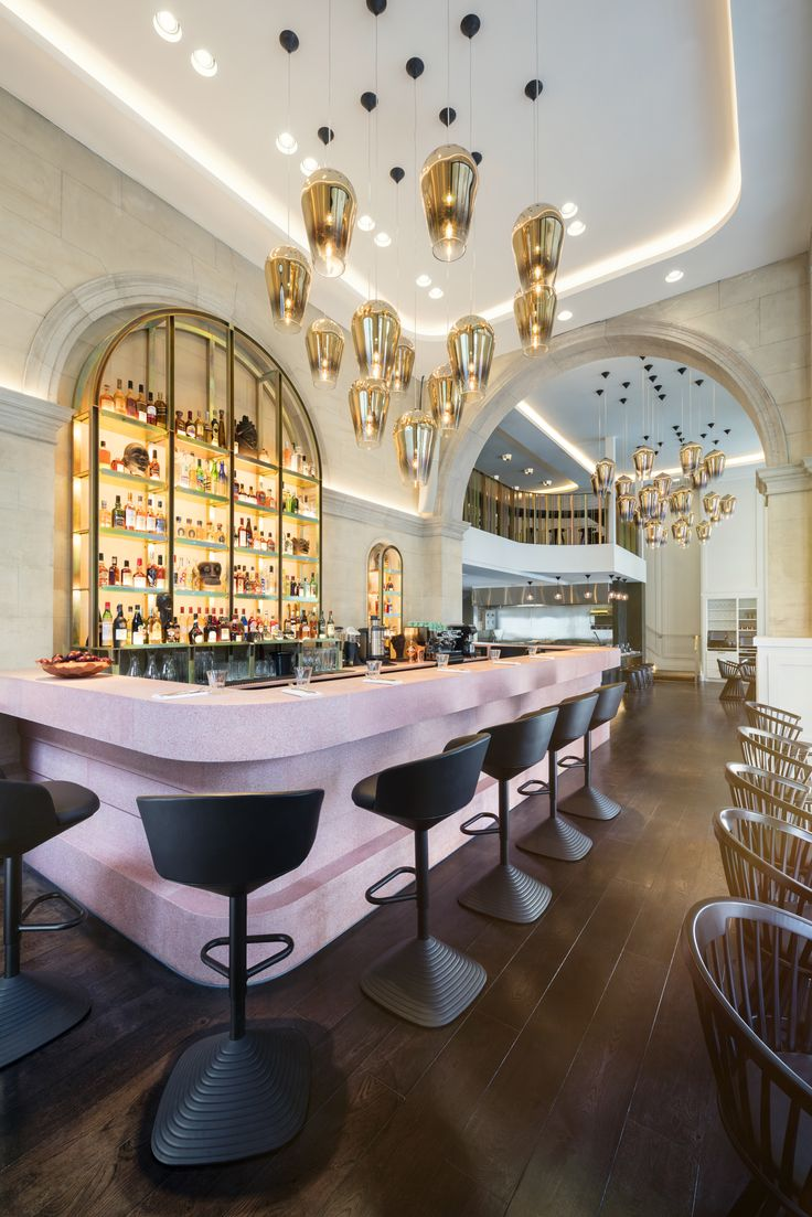 LUXURY RESTAURANTS | Four recently opened eateries around the world, vying for the best new restaurant interior: Bar Botanique, Bronte, Panama, and Servicio Continuio. | www.bocadolobo.com