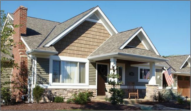 7 Popular Siding Materials To Consider: Best 25+ Cedar Shake Siding Ideas On Pinterest