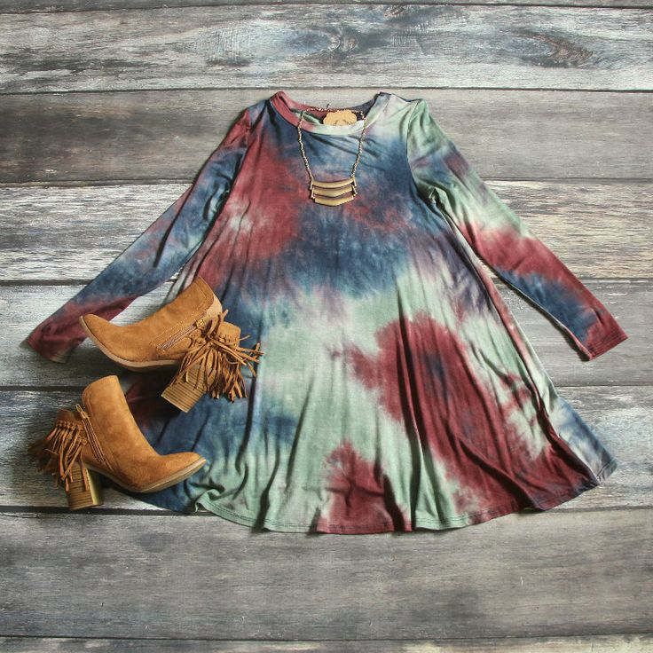 Shop our New By the Riverside Dress in Navy and Burgundy for only $38! Free Shipping Always!