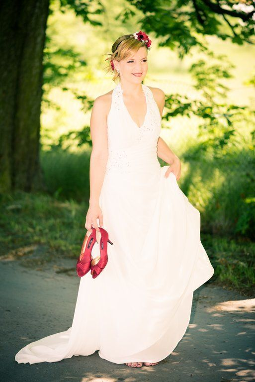 Poppy Red Wedding  Mirabelky.com