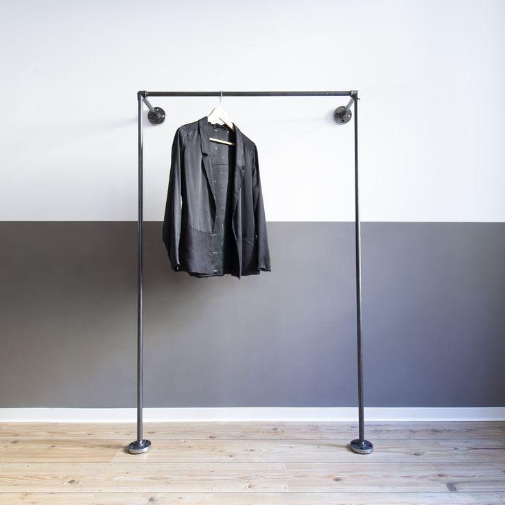 Spectacular Offener Kleiderschrank Open Wardrobe Kleiderstange Clothes Rail Clothing Rail Clothes Rack