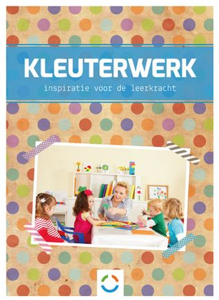 Kleuterwerk is een inspirerend  boek, waarin zowel de kleuters, de leerkracht, het team als ook de school aan bod komen. - http://kleuterwerk.onderwijsstudio.nl/