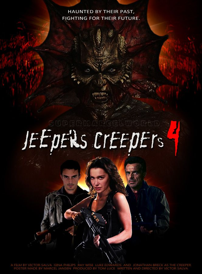 Jeepers Creepers 4 Horror Movies Scariest Terror Movies Classic Horror Movies