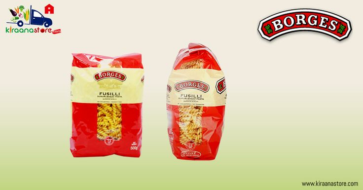 Shop Borges Fusli Trcolr Pasta 500g Online at Kiraanastore.com..Free Shipping & COD available.