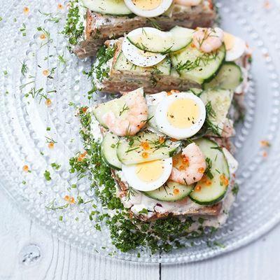 Zweedse broodtaart - Recept  - ZTRDG
