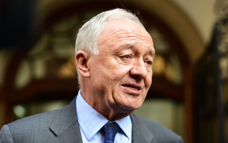 Ken Livingstone 'Indefinitely' Suspended From Labour By Outgoing General Secretary Iain McNicol Pending Anti-Semitism Investigation