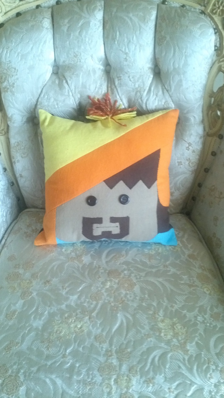 Jayne Cobb Pillow.  via Etsy. (love this!)