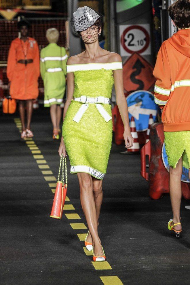 #MFW15 #Moschino | Le sfilate più belle della Milano Fashion Week P/E 2016