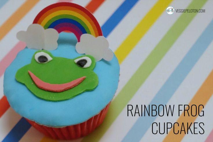 RainbowFrogCupcakes