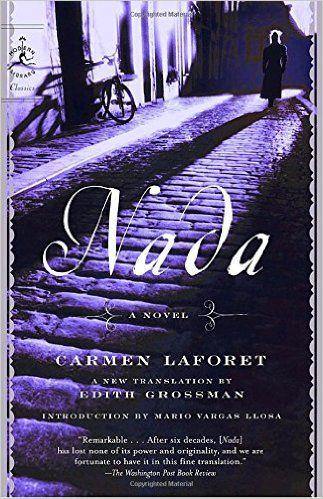 Amazon.com: Nada: A Novel (Modern Library Classics) (9780812975833): Carmen Laforet, Edith Grossman, Mario Vargas Llosa: Books