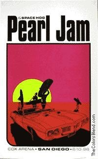 25 best pearl jam shows ive seen images on pinterest