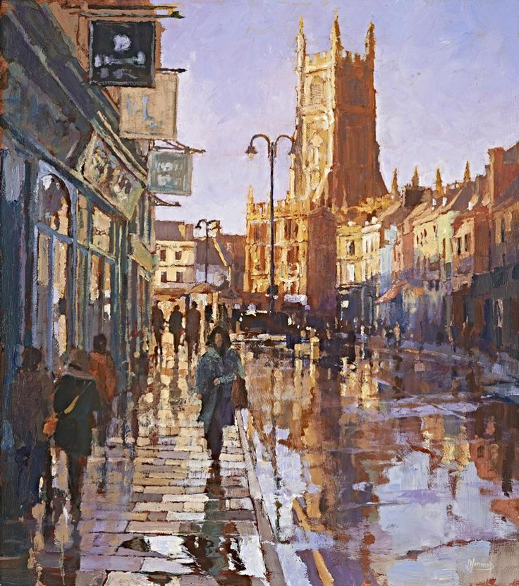 Reflections, Cirencester | John Noott Galleries