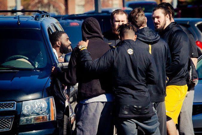 Nov. 9, 2015 - New York Times - No justice, no football on a Missouri campus