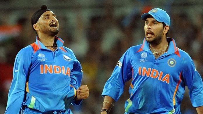 Harbhajan Singh Yuvraj Singh enthralls fans heartwarming gesture