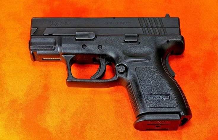 Springfield Armory XD Subcompact 9mm 13rd Gen 1