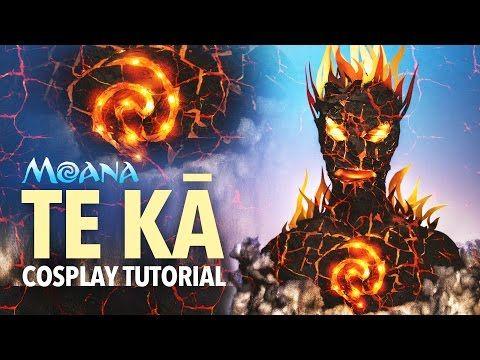 Te Ka sfx makeup tutorial (Moana cosplay) http://makeup-project.ru/2017/04/19/te-ka-sfx-makeup-tutorial-moana-cosplay/