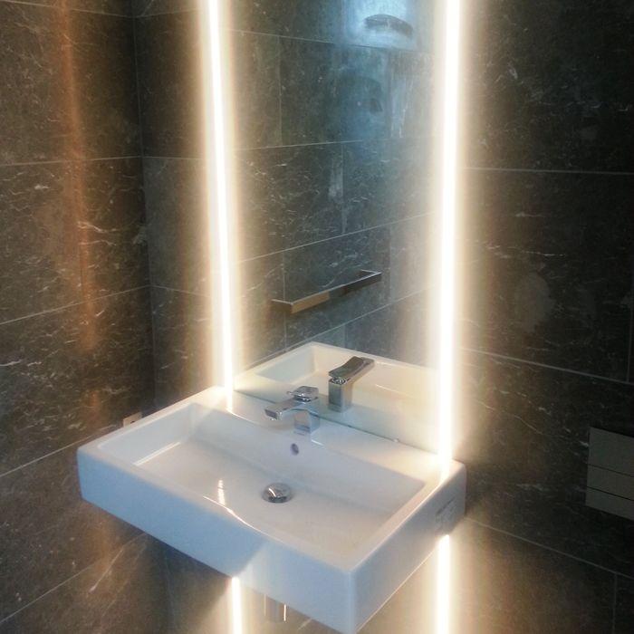 Bathroom Mirror Options 20 best cinema lighting options images on pinterest   cinema, wall