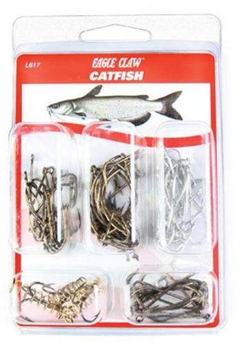 Ec Catfish Hook Assortment 67 Hooks