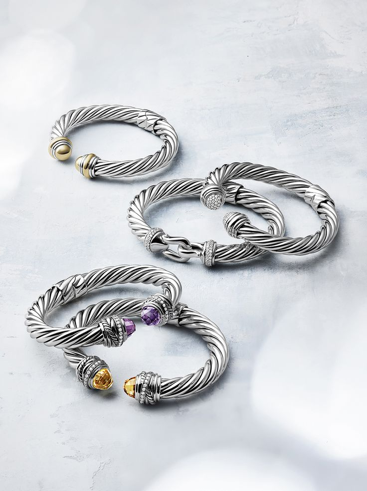 44 best images about david yurman on pinterest blue for David s fine jewelry