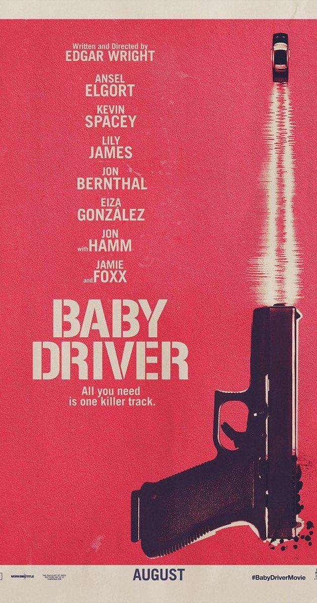 Directed by Edgar Wright.  With Lily James, Jon Hamm, Jon Bernthal, Kevin Spacey. After being coerced into working for a crime boss, a young getaway driver finds himself taking part in a heist doomed to fail.