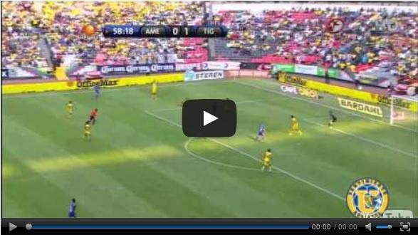 Vídeo del resumen y goles entre América vs Tigres partido que corresponde a la última fecha de la Liga MX Clausura 2013. Marcador Final: América 0-2 Tigres.