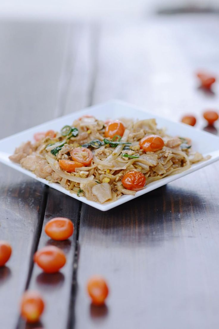 Drunken noodles. Try this delicious delicacy that's easier to master than you think.