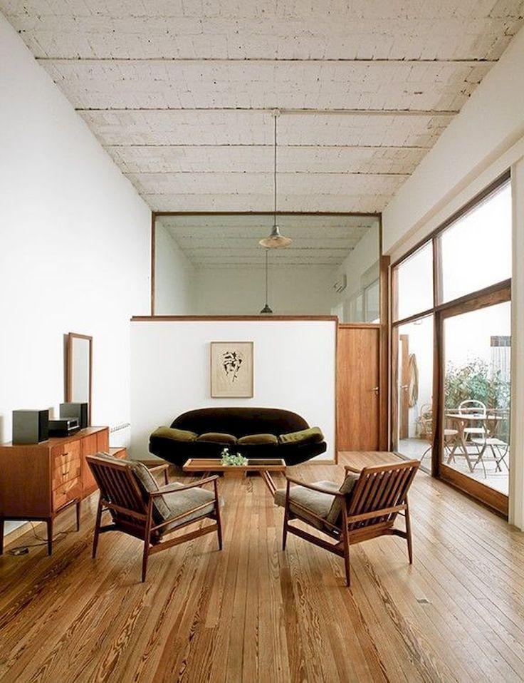 60 Gorgeous Mid Century Modern Living Room Design Ideas