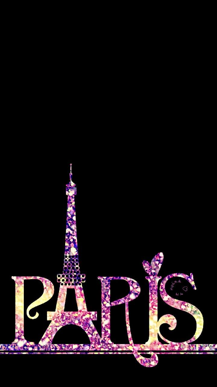 Paris Bling Galaxy Wallpaper Androidwallpaper Iphonewallpaper