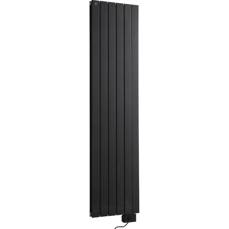 radiateur rayonnant vertical 2000w leroy merlin. Black Bedroom Furniture Sets. Home Design Ideas