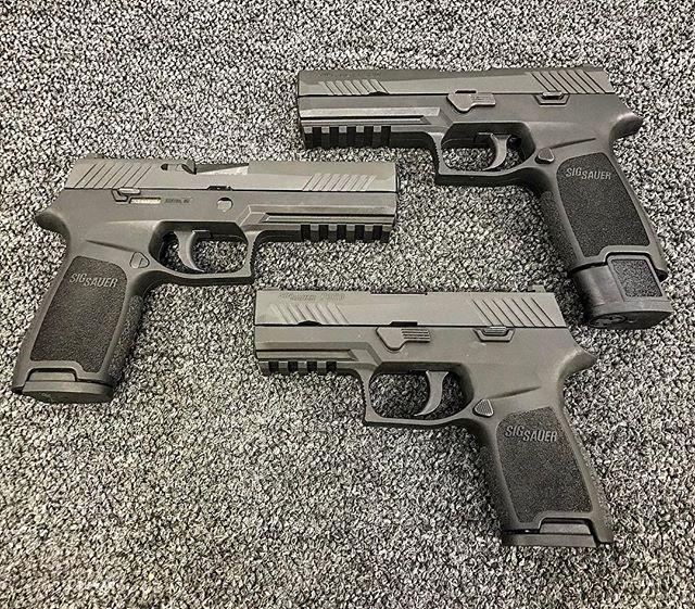 Sig Sauer P320s now in stock!! . . #thepeacemakersfirearms #handgun #pistol #firearms #sig #sigsauer #p320 #tacops #9mm #las #vegas #lasvegas #guns