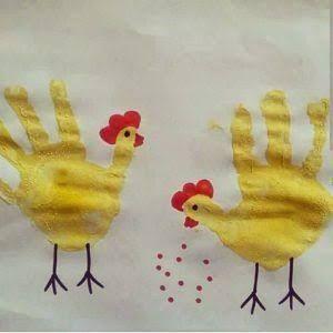 Resultado de imagem para bird crafts kids