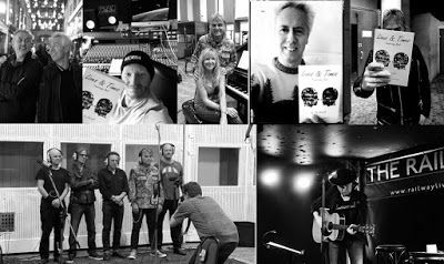 Bowel Cancer Fundraising: The Alarm - The Band & The Fans Supporting My Bowel Cancer Fundraising