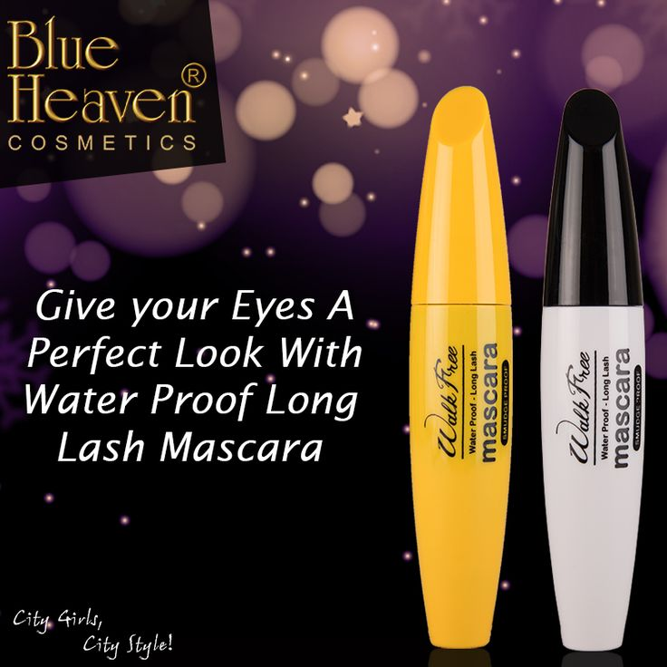 Whether is your first date or an evening out with pals, buy water proof long lash #mascara online from @BlueHeavenCosmetics to get voluminous eye lashes and totally redefine your eyes. 👀👀 #makeup #instamakeup #cosmetic #cosmetics #loveit #fashion #eyeshadow #lipstick #gloss #mascara #palettes #eyeliner #lip #lips #concealer #foundation #powder #eyes #eyebrows #lashes #lash #glitter #crease #primers #base #beauty #beautiful